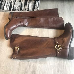 G by Guess riding boots!!